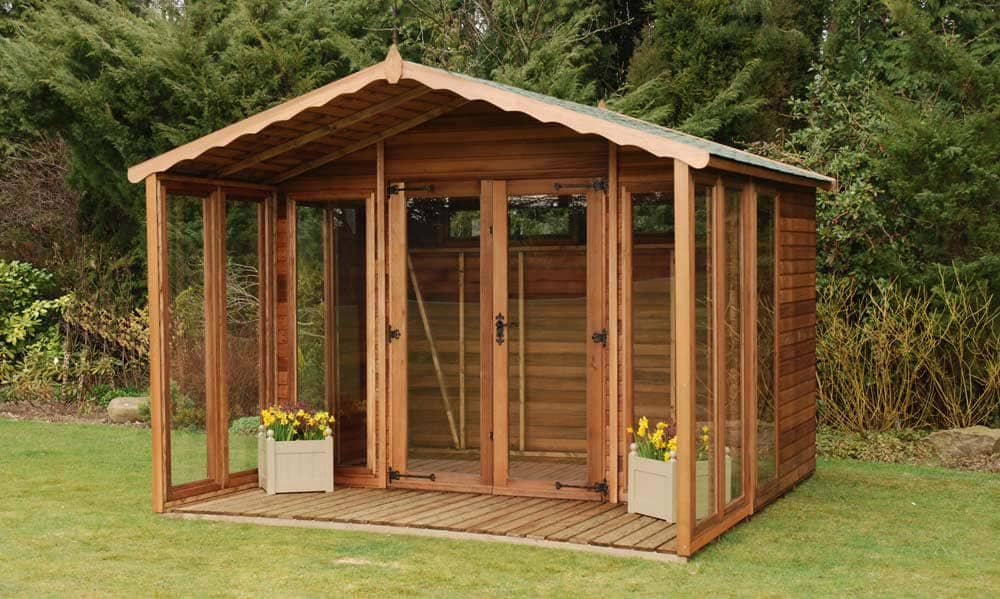 helmsley summerhouse