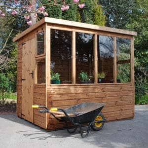 Small Potting Shed
