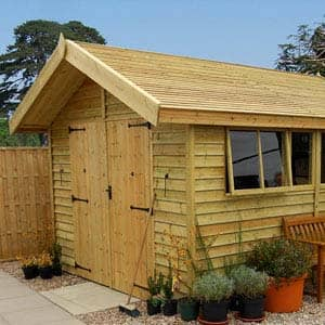 Stanford Shed