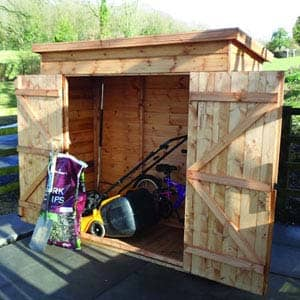 Tool Store Shed