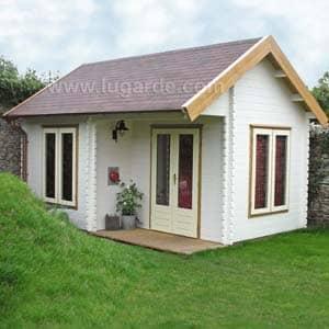 toronto log cabin