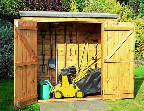 Tools Storage Shed