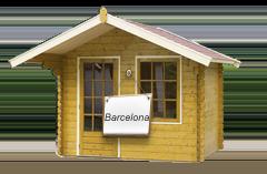 Barcelona Log Cabin