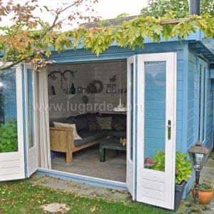VS401 log cabin