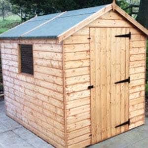 Basic Apex shed
