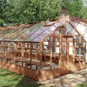 large falcon greenhouse