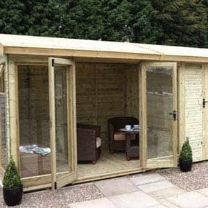 harvington summerhouse furnished