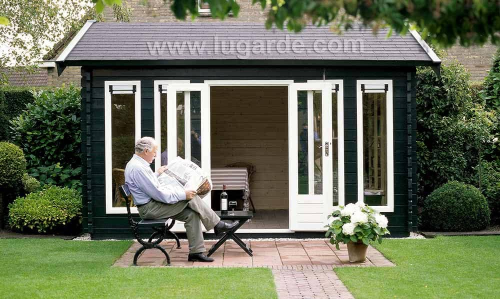 Log Cabins For Your Garden - Norton Leisure Buildings