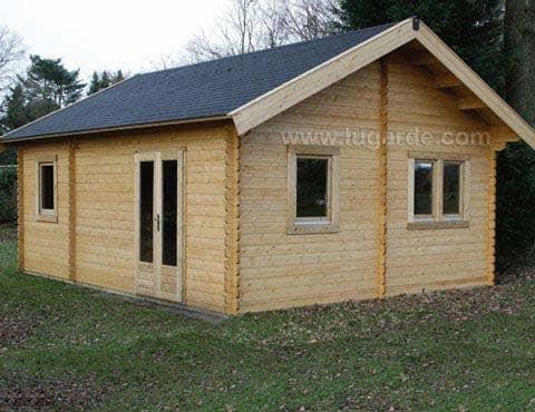 Log Cabin Hamburg