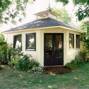 pfa 420 log cabin