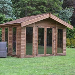 riviera summerhouse big brown