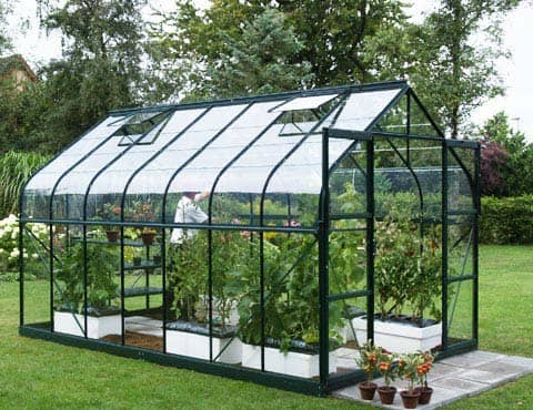 large Saturn Greenhouse