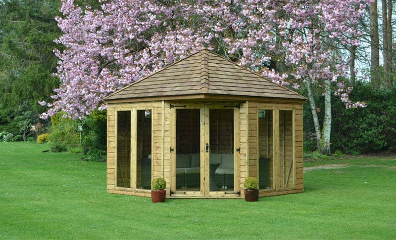 Stunning Summerhouse