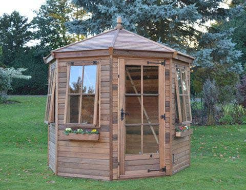 Wingrove Summerhouse in garden
